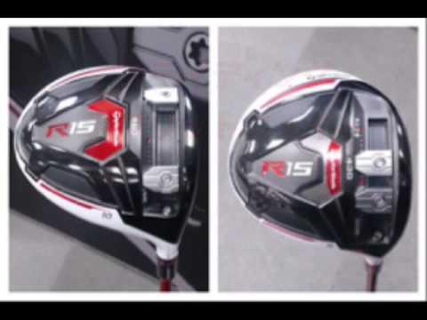 テーラーメイド R15 ドライバー 460モデルと430モデルの比較 ゴルフ説明動画