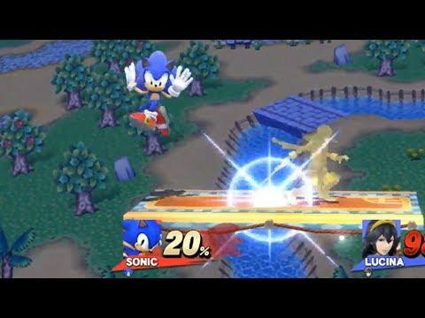 Rage Jank/Crazy Early Stocks in Smash 4 #3 (видео)