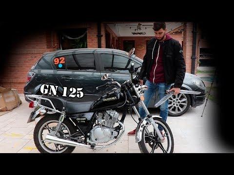 Proyecto Suzuki GN 125 ???