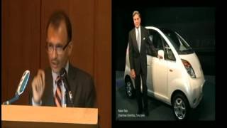 NJY Memorial Lecture by Mr.Harish Bhat of Tata Sons Oct 15, 2014