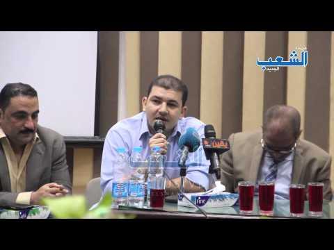 """وائل هلال: """"يجب تأديب طالبي فرض الحراسة على نقابة الصيادلة"""""""