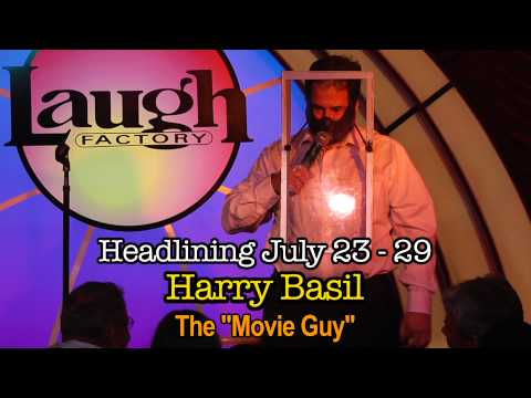 Laugh Factory Las Vegas the Week of July 23