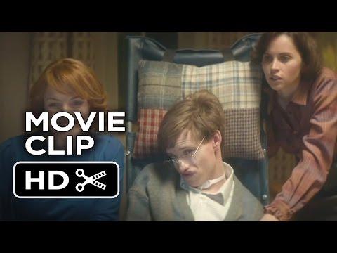 The Theory of Everything Movie CLIP - My Name is Stephen Hawking (2014) - Eddie Redmayne Movie HD