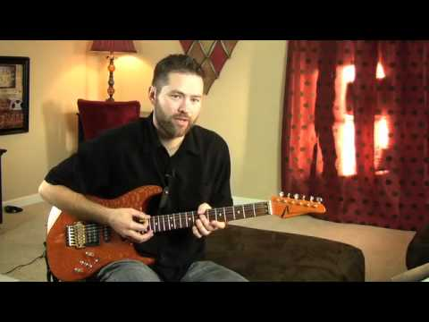 Guitar Solo Tips – Which Scale to Use Over Which Chords