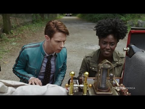 Dirk Gently's Holistic Detective Agency 1.06 Preview