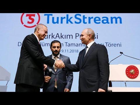 Τουρκία: Ερντογάν και Πούτιν ξανά μαζί