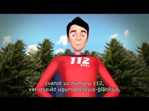 Īsfilma par tālruni 112