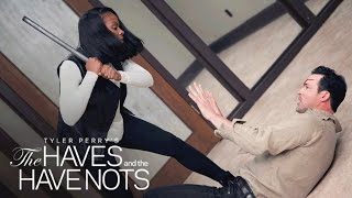 Candace Learns Who Oscar Really Is  Tyler Perry's The Haves...