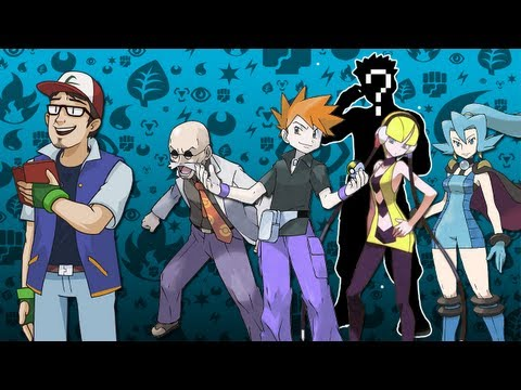 Top 10 Pokémon Gym Leaders