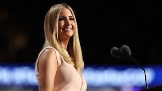 Daughter Ivanka Trump raises issues father rarely mentions