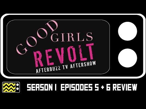 Good Girls Revolt Season 1 Episodes 5 & 6 Review & After Show | AfterBuzz TV
