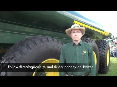 Spreader - See more at http://www.realagriculture.com Walter Grose has been selling liquid manure spreaders his whole life. Walter walks us through some of the importan...