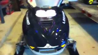 9. ski doo legend 500