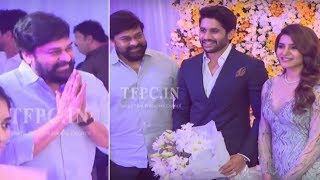 Mega Star Chiranjeevi   Chaysam Wedding Reception