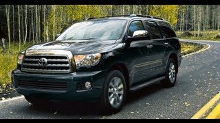 2011 Toyota Sequoia Review On Everyman Driver