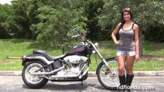 8. Used 2006 Harley Davidson Softail Standard Motorcycles for sale