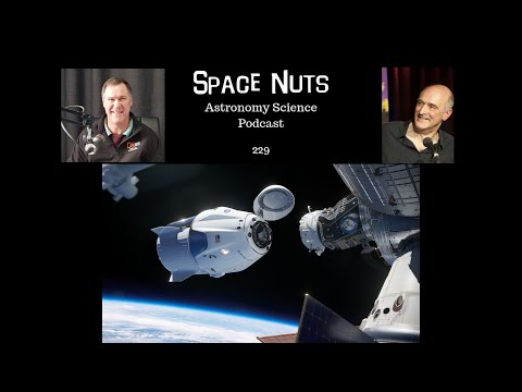 A SpaceX Delivery - Space Nuts 229 with Professor Fred Watson & Andrew Dunkley   Astronomy Science