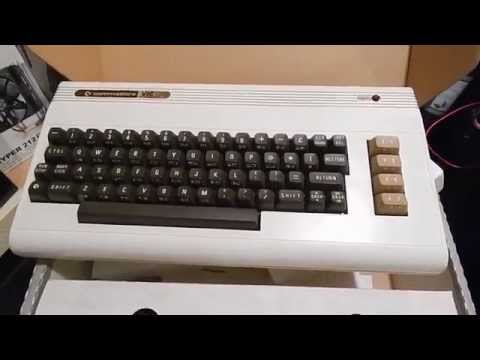 Commodore vic 20 Thrift store find.