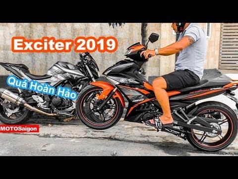 Exciter 2019 giá bao nhiêu? Đánh giá xe RC màu cam  ưu nhược điểm - Thời lượng: 7 phút, 20 giây.
