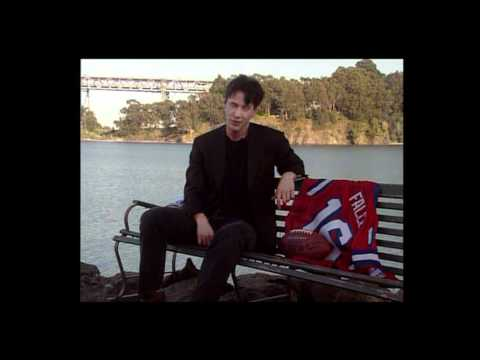 2000 Keanu Reeves Making of The Replacements/Как создавались Дублеры 2(2)