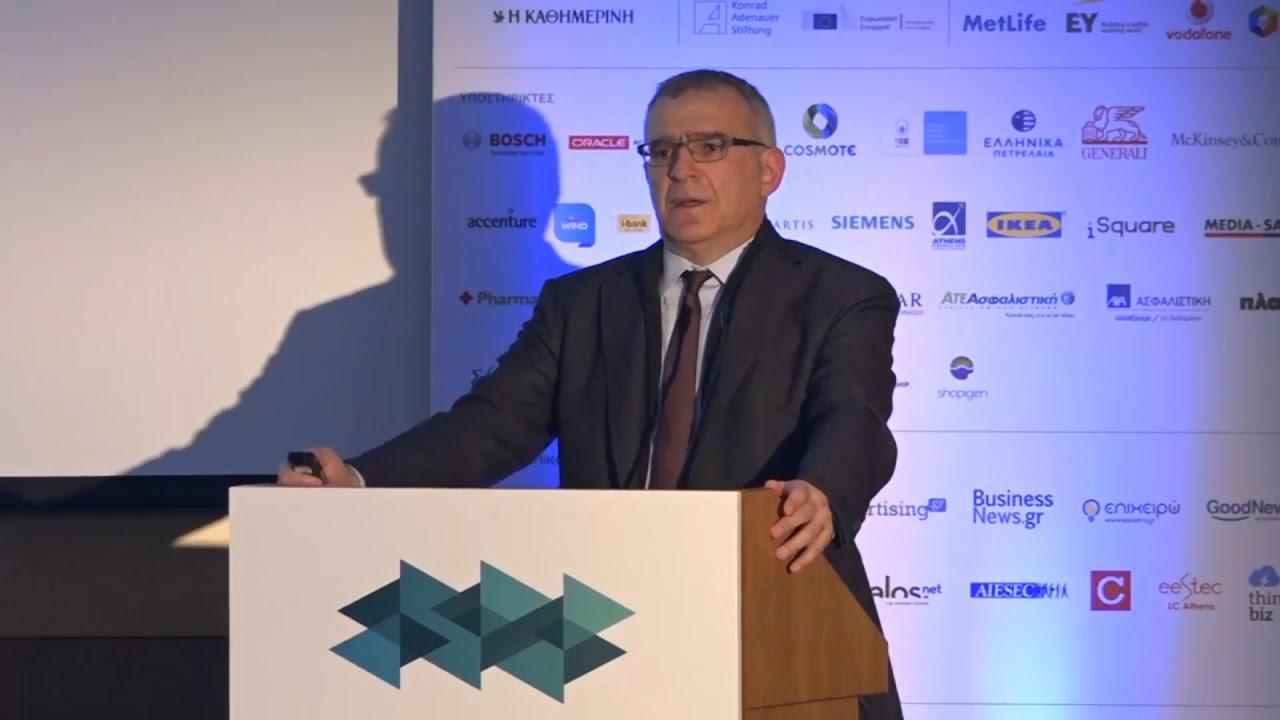 Ο Αναπληρωτής Επικεφαλής της Ε.Ε. στην Ελλάδα κ. Άρης Περουλάκης στο Πανόραμα 2016