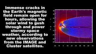 =WARNING=Earth's Magnetic Field Holes Could Cripple Communications.