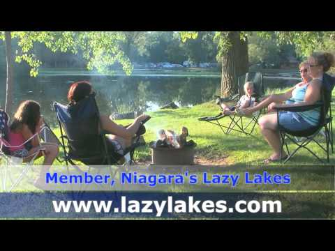 Best Camping Niagara Falls Winery's Fine Dining Fort Niagara Lazy Lakes