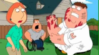 Family Guy: Joe Screaming Compilation plz subscribe