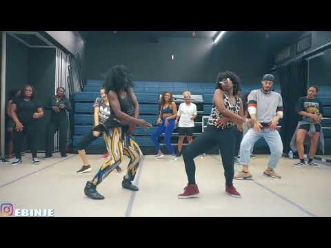 Again O || Lil Kesh|| Ejay choreography