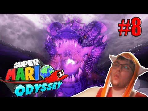 BOWSER'S PERSONAL DRAGON [Super Mario Odyssey]#8
