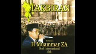 Video H Muammar ZA   Takbiran New Versi MP3, 3GP, MP4, WEBM, AVI, FLV Agustus 2018