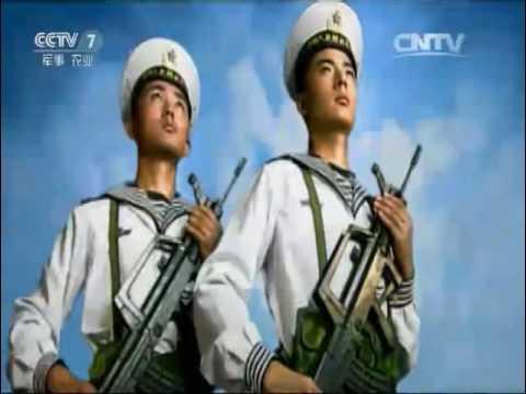 Начало эфира канала ККТВ 7 (Китай). 22.7.2016