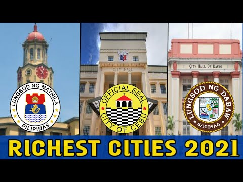Top 10 Richest Cities In The Philippines 2021