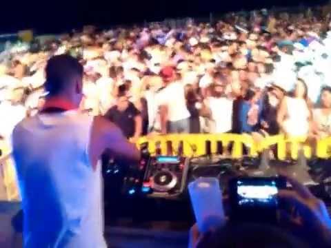 DJ FURRE@Fiesta de la Pamela 2014@