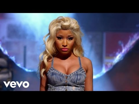 Nicki Minaj, Cassie - The Boys (Clean)