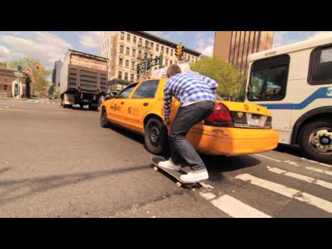 0 HUF Footwear Commercial | Video