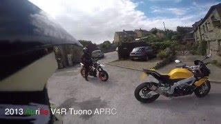 3. 2013 Aprilia V4R Tuono APRC - Test Ride