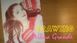 Drawing | Ariana Grande