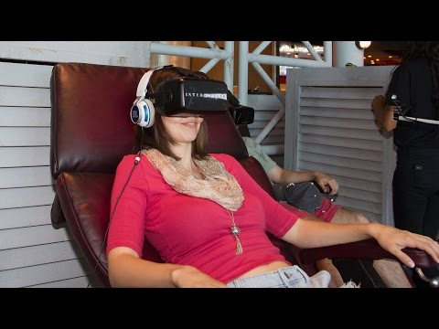 Interstellar (Viral Video 'Oculus Rift Experience New York')