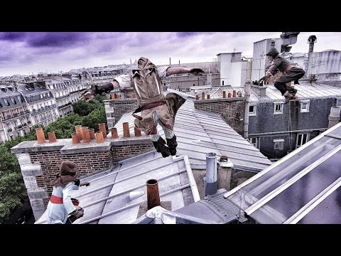 assassins - Watch the main video in the link below! http://youtu.be/S8b1zWOgOKA Check out the trailer for Assassin's Creed Unity, which comes out on October 28 on Xbox One, PlayStation 4, and PC: http://youtu...