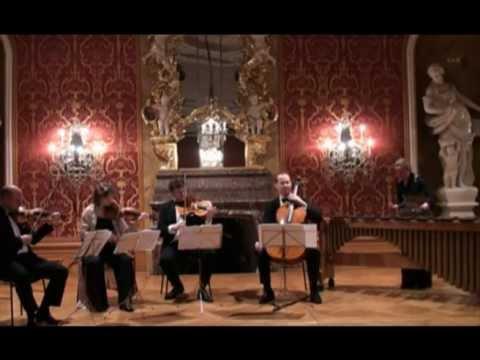 Emmanuel Séjourné - Concerto for marimba & string 2. Mvt.