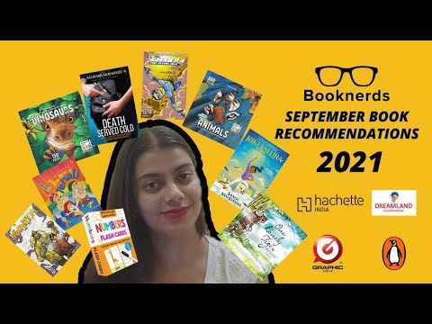 Book Recommendations   Booknerds   September 2021