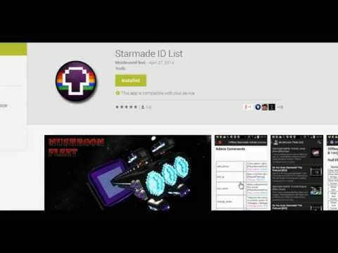 Video of Starmade ID List