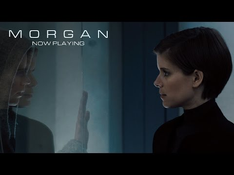 Morgan (IBM Creates First Movie Trailer by AI)