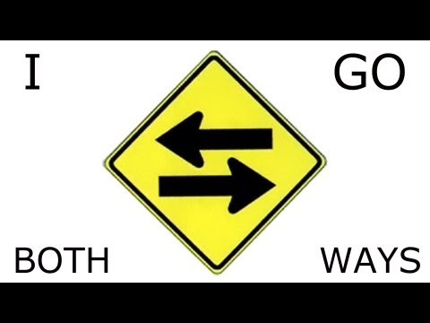 I Go Both Ways ! 📕 David Spates video diary # 44