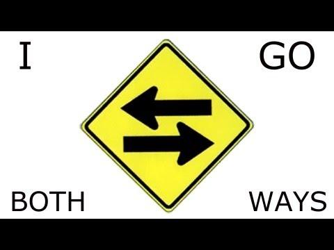 I Go Both Ways ! 📕 David Spates video diary # 44