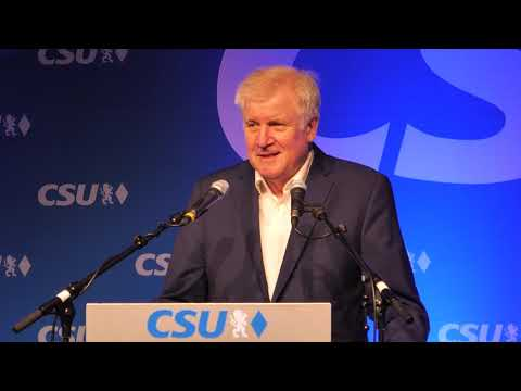 Horst Seehofer will beim Wahlkampf in Bayern auf Twit ...