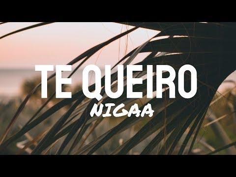 Nigga -Te Quiero (Acapella Studio)