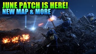 Hey guys, today the new patch for BF1 has dropped. IF you want to read through all the patch notes they are listed below.