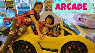 Video FUN INDOOR ARCADE GAMES MP3, 3GP, MP4, WEBM, AVI, FLV Agustus 2018